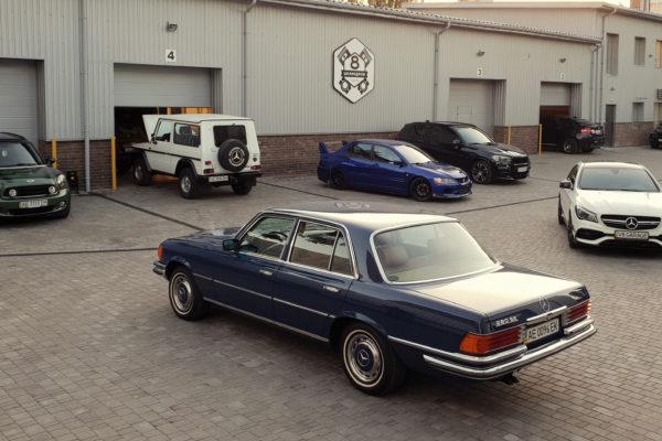 Ремонт и сервис Mercedes в Днепре